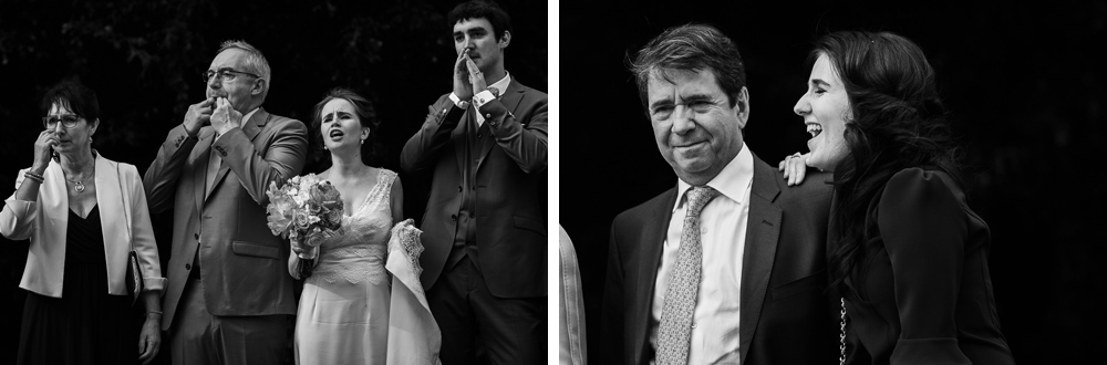 mariage au chateau de santeny