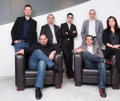 photo de groupe entreprise