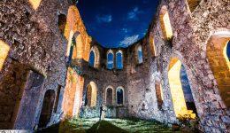mariage chateau royal du vivier, nuit