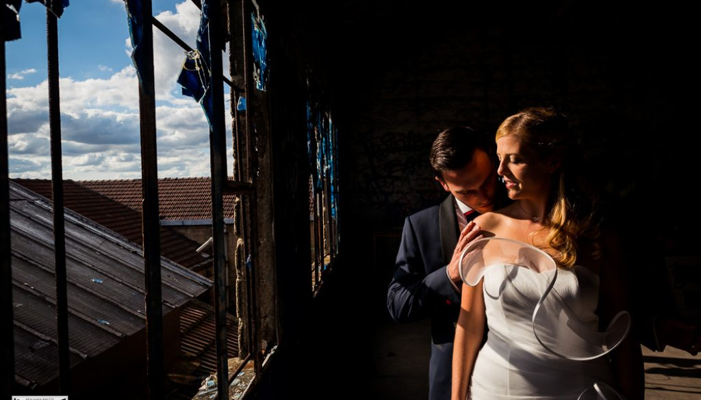 trash the dress day after usine abandonnée urbex