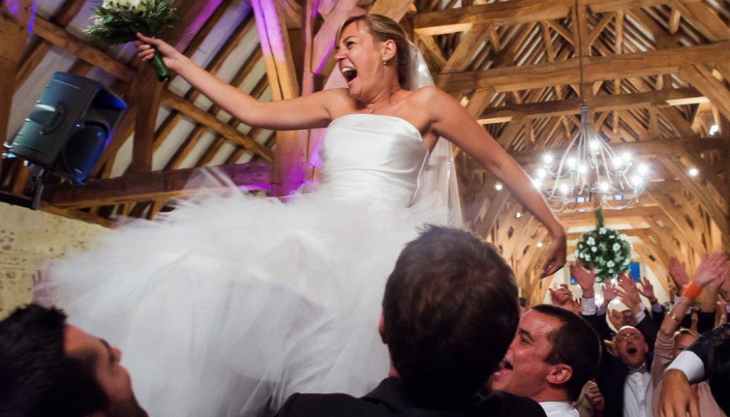 mariage au manoir de corny