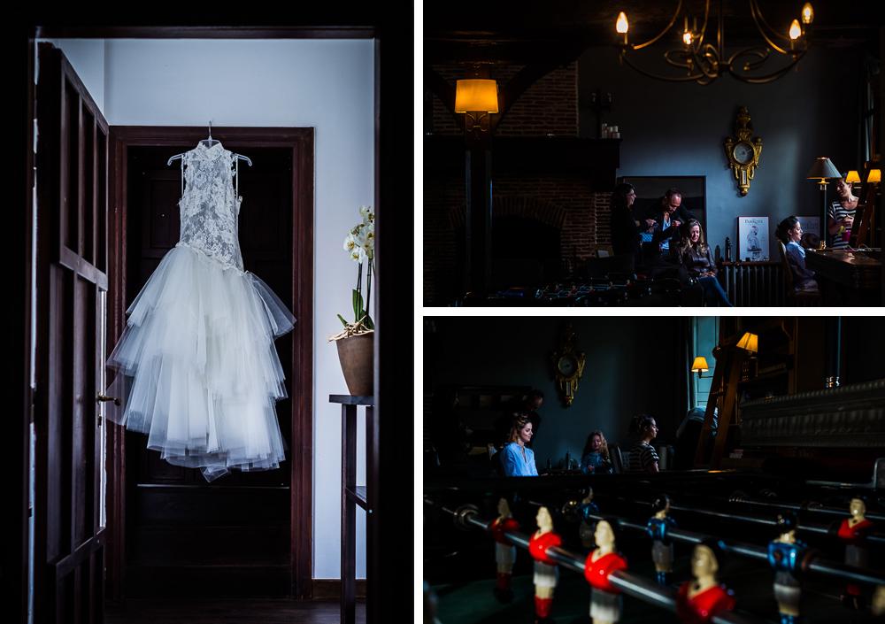 mariage au Manoir de Grande Commune