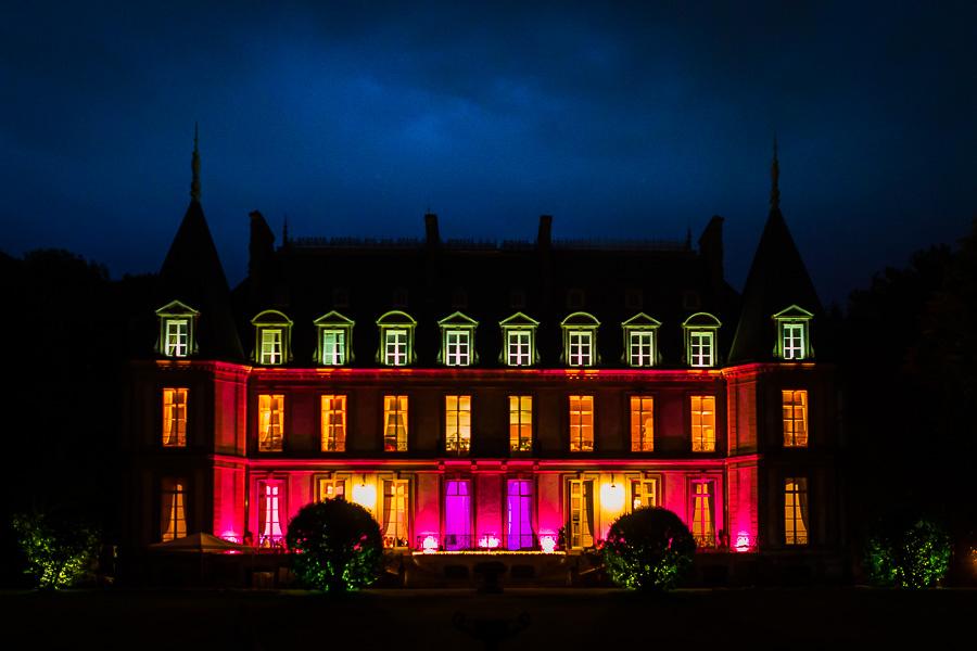 chateau de santeny - un des partenaires de Benjamin Brette Photographe de mariage professionnel à paris