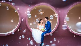 french riviera wedding mariage au palais bulle
