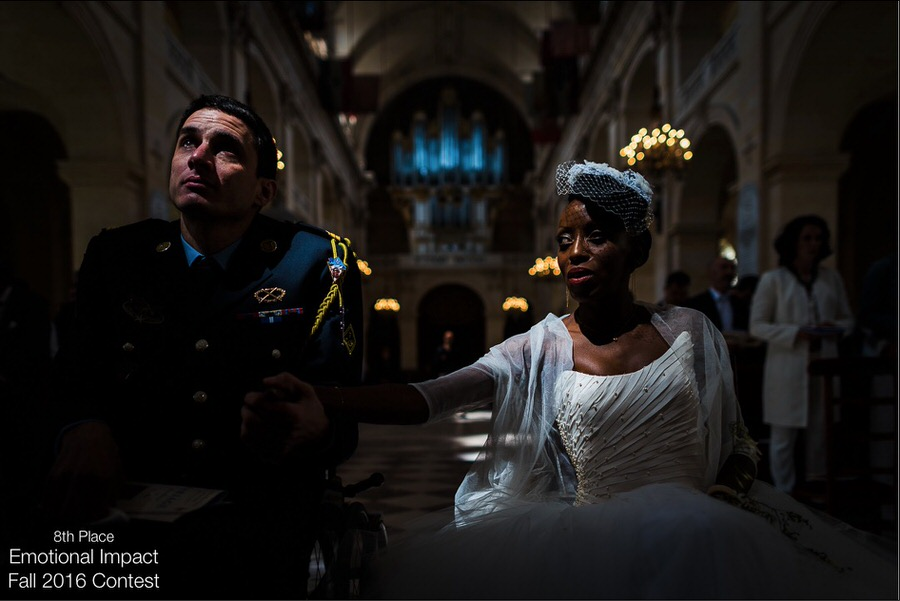 photographe de mariage à paris fearless award