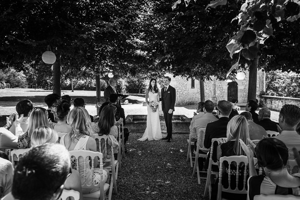 wedding in perigord
