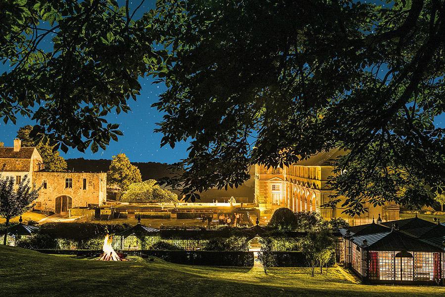 Château de Vallery, votre mariage à 1h de Paris sur les terres des Princes de Condé